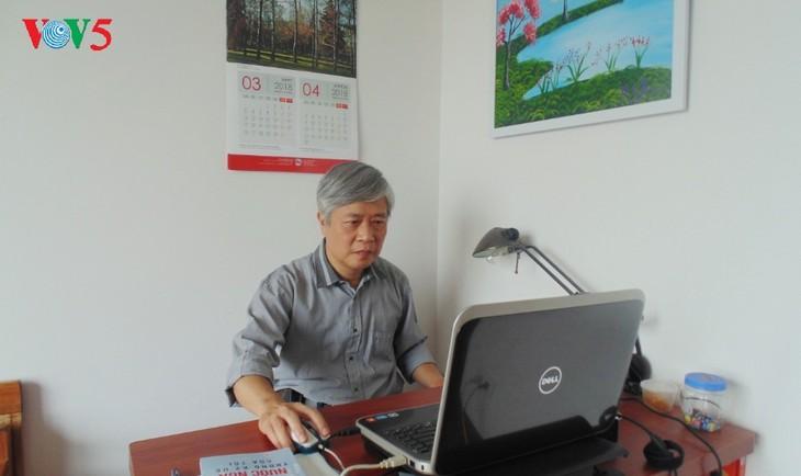 Журналист Май Куанг Куи и его книга «Россия в моей памяти» - ảnh 1