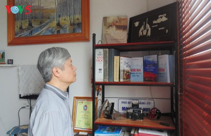 Журналист Май Куанг Куи и его книга «Россия в моей памяти» - ảnh 2