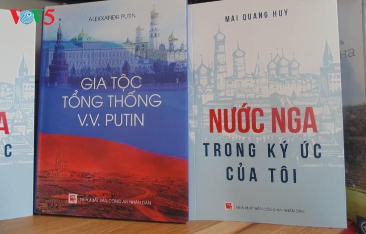 Журналист Май Куанг Куи и его книга «Россия в моей памяти» - ảnh 6