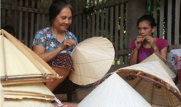 Развитие ремесленных деревень провинции Футхо - ảnh 2