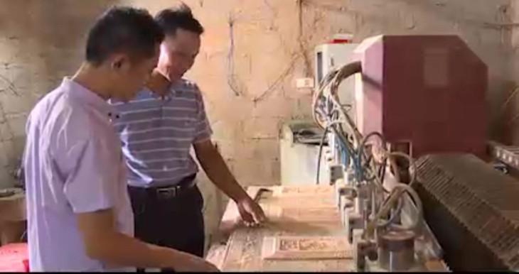 Развитие ремесленных деревень провинции Футхо - ảnh 3