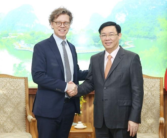 Вьетнам и Швеция активизируют торгово-экономическое сотрудничество - ảnh 1
