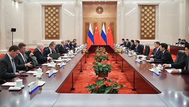 Путин назвал уровень сотрудничества с Китаем беспрецедентным - ảnh 1
