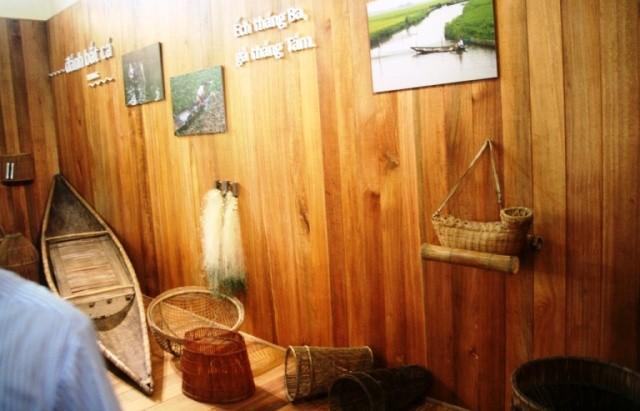 Сельское пространство г.Хюэ в доме-музее сельскохозяйственных орудий Тханьтоан - ảnh 2