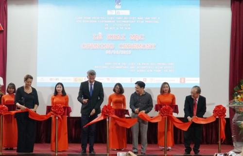 В Ханое открылся 9-й вьетнамо-европейский фестиваль документальных фильмов - ảnh 1