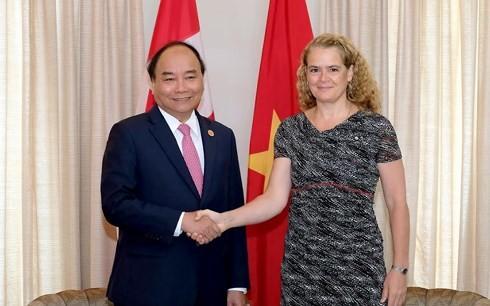 Вьетнам всегда приветствует канадских инвесторов - ảnh 2
