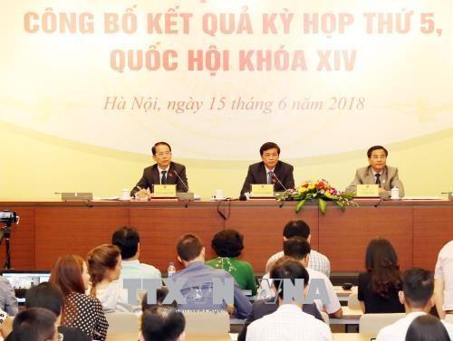 5-я сессия Нацсобрания СРВ 14-го созыва: переход от дискуссий к дебатам - ảnh 2