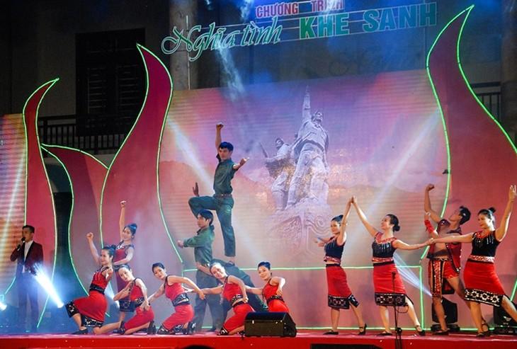 Тонг Тхи Фонг приняла участие в программе «Чувства благодарности Кхешани» - ảnh 1