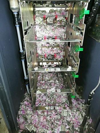 Мыши съели деньги в банкомате в индийском штате Ассам - ảnh 1