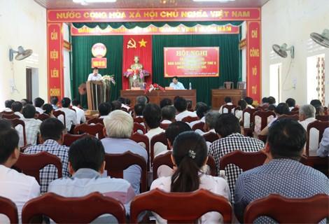 21-23 июня депутаты парламента встретились с избирателями в провинции Тхыатхиен-Хюэ - ảnh 1