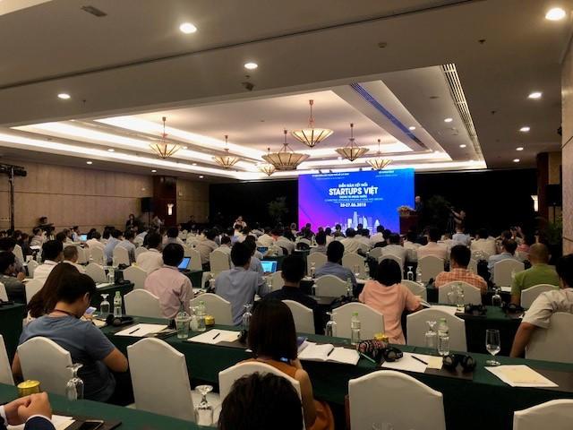 Закрылся форум по соединению вьетнамских стартапов в стране и за рубежом - ảnh 1