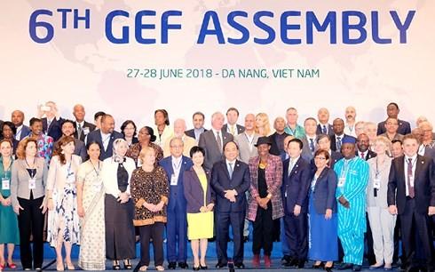 Вьетнам – благоприятное место для реализации новых проектов ГЭФ по охране окружающей среды - ảnh 2