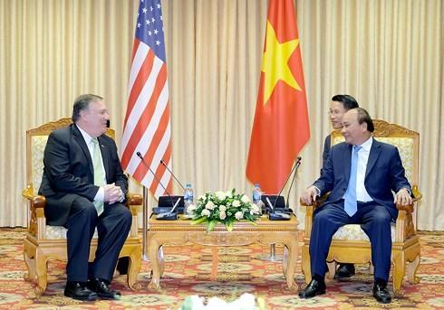 Вьетнам и США укрепляют всеобъемлющее партнёрство - ảnh 3