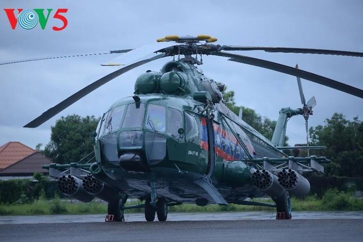 Россия и Лаос активно сотрудничают в области авиации - ảnh 1