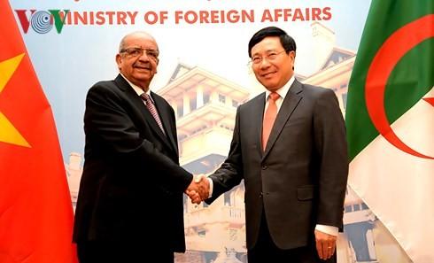 Вьетнам и Алжир активизируют двусторонние отношения - ảnh 1