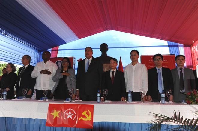 Жители Доминиканской Республики прославили Президента Хо Ши Мина - ảnh 1