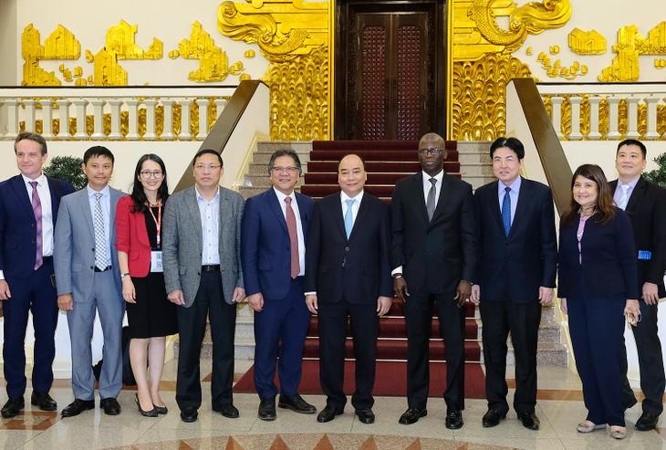 Нгуен Суан Фук принял гендиректора малайзийского агентства PEMANDU - ảnh 1
