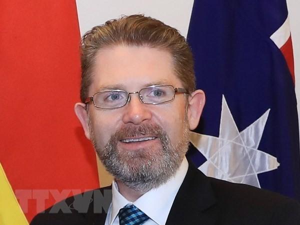 Глава нижней палаты парламента Австралии посетит Вьетнам с 23 по 25 июля - ảnh 1
