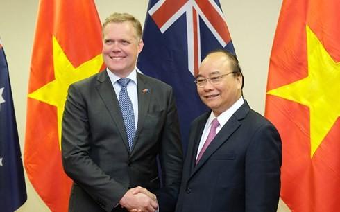 Премьер Вьетнама принял спикера палаты представителей федерального парламента Австралии - ảnh 1