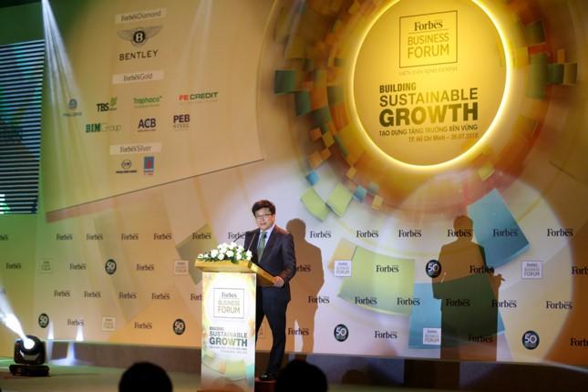 Бизнес-форум 2018: частный сектор экономики – главная движущая сила устойчивого развития - ảnh 1