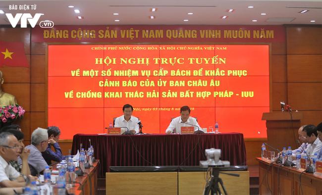 Чинь Динь Зунг: отмена «жёлтой карточки» - первоочередная политическая задача - ảnh 1