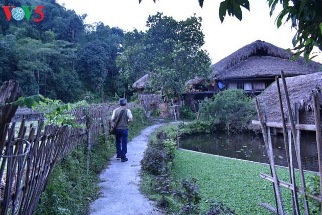 Хоумстей-туризм способствует улучшению жизни народности Таи в провинции Хазянг - ảnh 3