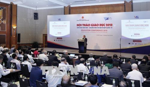 В Ханое прошел семинар «Высшее образование: стандартизация и международная интеграция» - ảnh 1