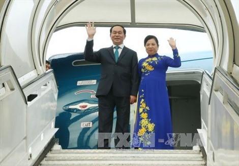 Президент Вьетнама совершит государственный визит в Эфиопию и Египет - ảnh 1