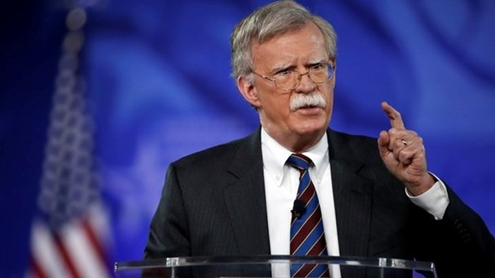Болтон: США не ставят целью свержение режима в Иране - ảnh 1