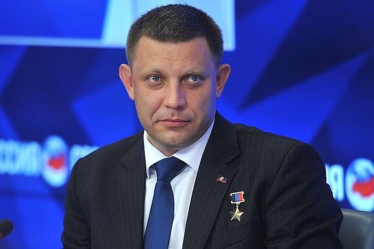 Глава ДНР Александр Захарченко погиб при взрыве в Донецке - ảnh 1