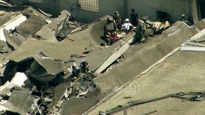 При взрыве на заводе в Дзержинске пострадали шесть человек - ảnh 1