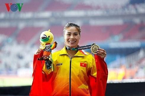 Вьетнам продолжал добиваться высоких результатов на Азиатских играх - ảnh 1