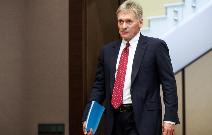 Песков заявил, что Россия и Япония продолжат обсуждать мирный договор - ảnh 1