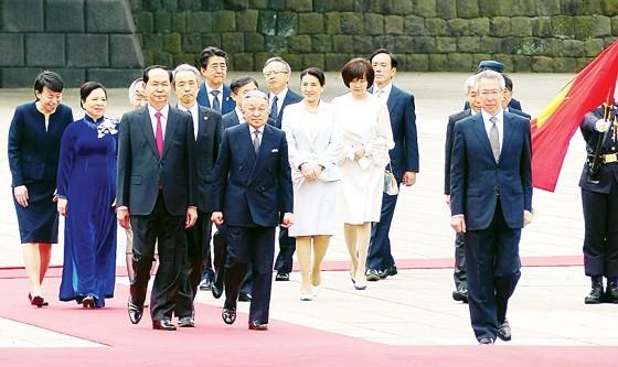 45 лет отношений между Вьетнамом и Японией - ảnh 1