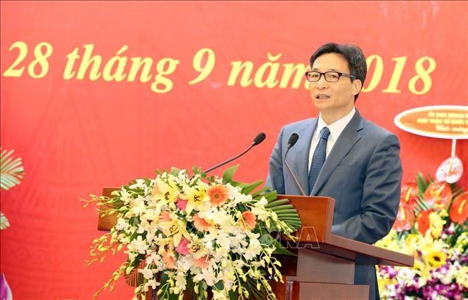 Ву Дык Дам принял участие в конференции по чествованию лучших пожилых людей - ảnh 1