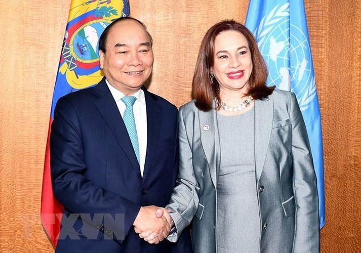 Премьер Вьетнама завершил участие в общеполитических дебатах в рамках ГА ООН - ảnh 3
