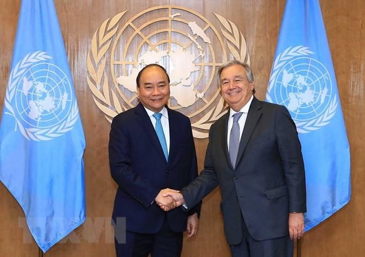 Премьер Вьетнама завершил участие в общеполитических дебатах в рамках ГА ООН - ảnh 2