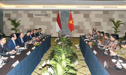 Вьетнам и Индонезия договорились совершить новый прорыв в двусторонних отношениях - ảnh 2