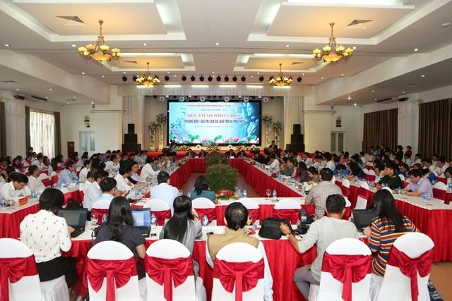 В провинции Нгеан прошёл семинар, посвящённый 50-летию победы на земле Чуонгбон - ảnh 1