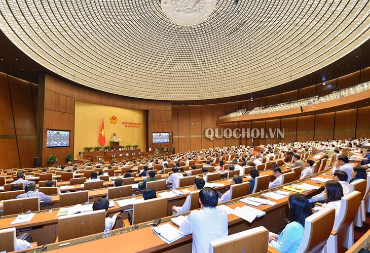В Нацсобрании СРВ обсуждался законопроект о внесении изменений и дополнений в Закон о госинвестициях - ảnh 1