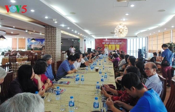 Как отмечают День Октябрьской революции вьетнамские журналисты - ảnh 2