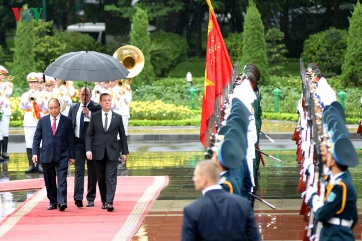 Ожидаются новые достижения в российско-вьетнамских отношениях - ảnh 1