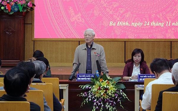 Дальнейшие усилия Вьетнама по противодействию коррупции - ảnh 1