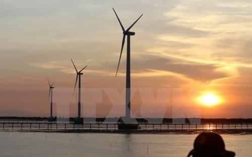 Развитие ветроэнергетики в провинции Баклиеу и ветроэнергетический потенциал Вьетнама - ảnh 1