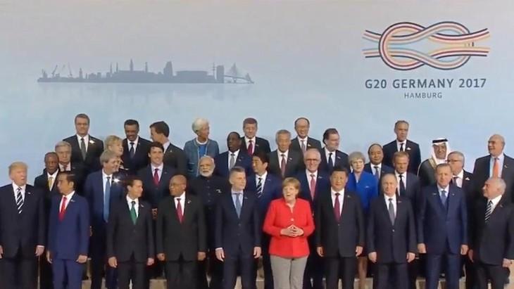 Саммит G20: конфронтация между крупными странами - ảnh 1