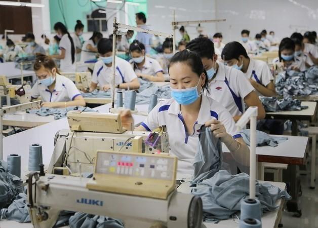 Рост текстильно-швейной промышленности Вьетнама заметно увеличился - ảnh 1