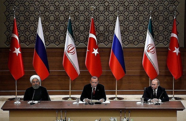 МИД РФ: саммит по Сирии «астанинской тройки» пройдет в РФ в первой половине января - ảnh 1