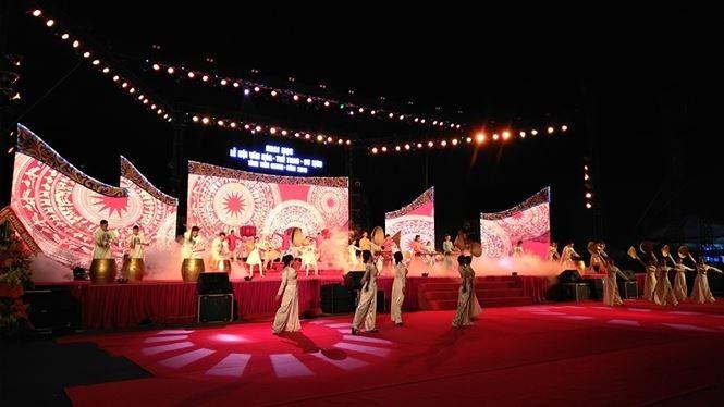 В провинции Тиензянг открылся фестиваль культуры, спорта и туризма - ảnh 1