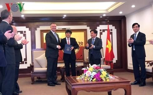 Возможность для сотрудничества и развития вьетнамской авиации - ảnh 1