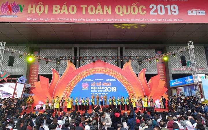 Вьетнам развивает революционную прессу, идя в ногу с современностью - ảnh 1